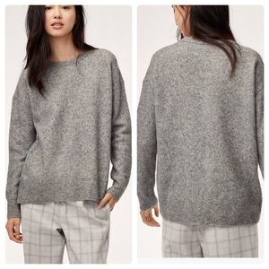 Aritzia The Group By Babaton Thurlow Wool Sweater